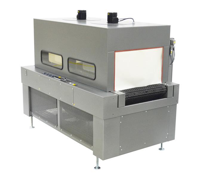 Новый термотоннель Kallfass Compact 650 DD