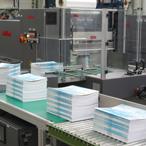 упаковка бумаги в термоусадочную пленку