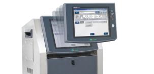 промышленный каплеструйный принтер