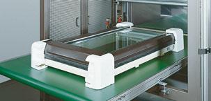 упаковка стеклопакетов в термоусадочную пленку